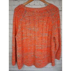 Jaclyn Smith Sweaters - Jacklyn Smith neon sweater size XL